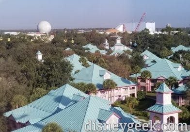 WDW Pictures: Disney Skyliner from Hollywood Studios to Epcot