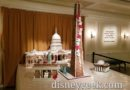 WDW Pictures: American Adventure Gingerbread Monuments & Capital in Epcot