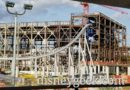 WDW Pictures: TRON Construction at the Magic Kingdom (12/10/19)