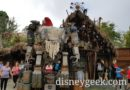 WDW Pictures: Pandora Christmas Decorations