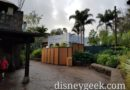 WDW Pictures: Animal Kingdom Club 33 Construction