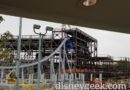 WDW Pictures: Views from the Peoplemover including TRON Construction