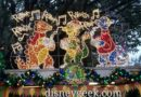 WDW Pictures: Dinoland USA Christmas Decorations