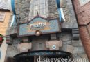1st Up at Epcot – Frozen Ever After