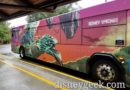 Pandora Wrapped Bus featuring Flight of Passage