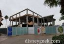 WDW Pictures: Beatrix Construction at Disney Springs