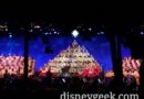 Gary Sinise is the Candlelight Narrator at Epcot this Evening