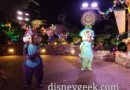 WDW Pictures & Video: Dinoland USA Christmas Decorations at Night
