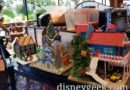WDW Pictures: Polynesian Village Resort Gingerbread Houses