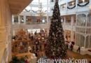 WDW Pictures: Grand Floridian Resort Lobby Christmas Decorations