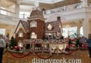 WDW Pictures: Grand Floridian Gingerbread House