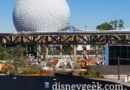 WDW Pictures: Epcot Innoventions Demolition (12/15/19)