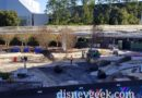 WDW Pictures: Epcot Entrance Renovation (12/15/19)