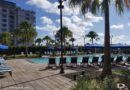 WDW Pictures: Riviera Resort – Beau Soleil Pool Area, Activity Lawn & Grounds