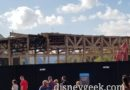 WDW Pictures: Innoventions Demolition at Epcot (12/16/19)
