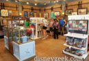 WDW Pictures: New Location for Art of Disney at Epcot