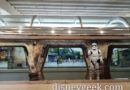 Star Wars Galaxy's Edge featured at MCO Shuttle Station