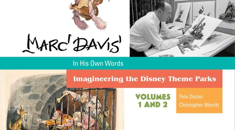 Marc Davis Book Cover