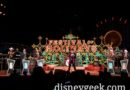 Video: Phat Cat Swinger Performing a Holiday Concert for Disney Festival of Holidays