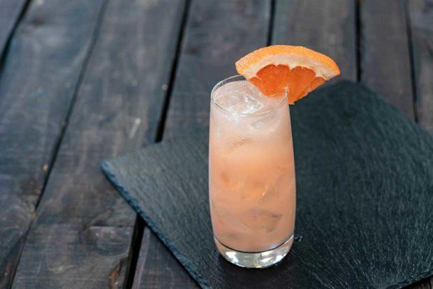 Lychee grapefruit spritzer (David/Nguyen Disneyland Resort)