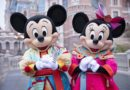 Shanghai Disneyland Spring Festival Details