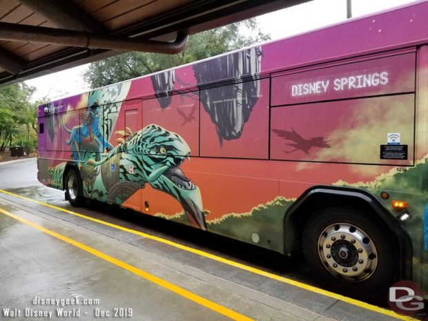 Flight of Passage Bus