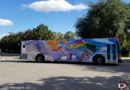 Pictures: Walt Disney World Bus Wraps (2019)