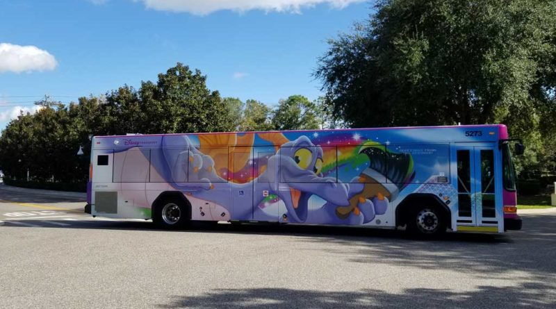 Figment Bus