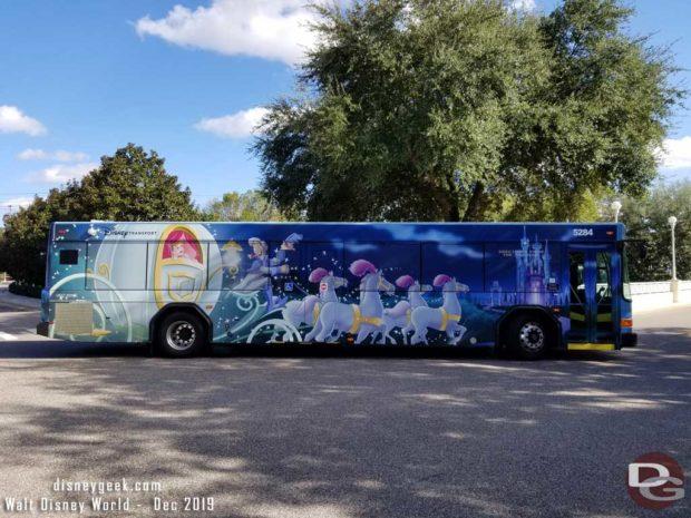 Cinderella Bus