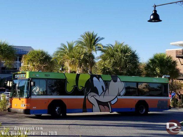 Goofy Bus