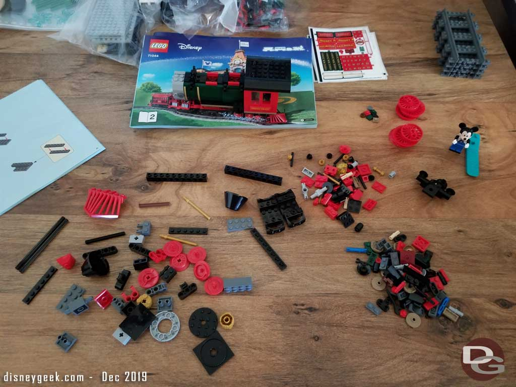 Disney Lego Train - Engine