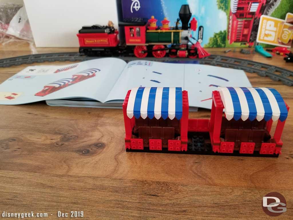 Disney Lego Train - Passenger Car