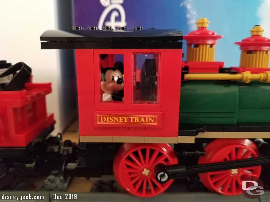 LEGO Dinsey Train and Station - Engineer Mickey Mouse