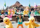 Springtime Fun at Tokyo Disney Resort (March 27 – May 31)