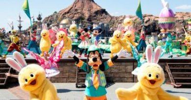 Springtime Fun at Tokyo Disney Resort (March 27 – May 31)