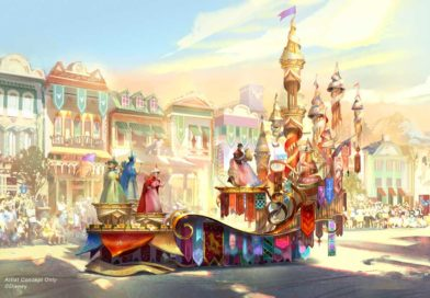 Magic Happens Parade Debuts @ Disneyland on Feb 28