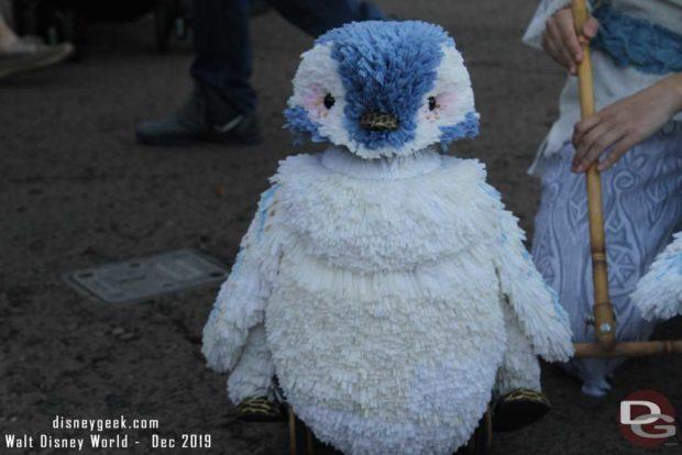 Merry Menagerie @ Disney's Animal Kingdom - small penguin