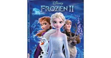 Frozen II Home Video Release – First Impressions