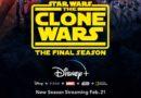 Star Wars: The Clone Wars – The Final Season on Disney+ Feb 21