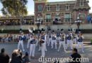 Video: Disneyland Band performing in Town Square
