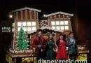 Video: Holiday Handbell Carolers Performing in Disney's Grand Californian Hotel Lobby
