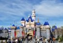 Disneyland Sleeping Beauty Castle – snow has melted away since my last visit