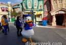 Donald Duck in Toontown