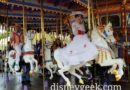 Pictures & Video – Mary Poppins, Bert & Pearly Band on King Arthur Carrousel
