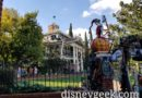 This is your final weekend to visit Haunted Mansion Holiday