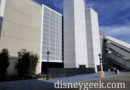 Disneyland Parking Structure Construction Project Pictures (1/17/20)