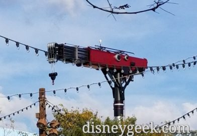 Avengers Campus (Marvel Project) at Disney California Adventure Construction Pictures (1/17/20)