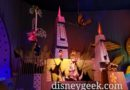 Pictures: it's a small world has returned to the classic show