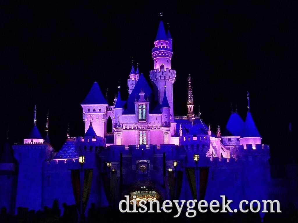 Disneyland Sleeping Beauty Castle The Geek S Blog Disneygeek Com