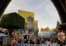 Entering Fantasyland at Disneyland
